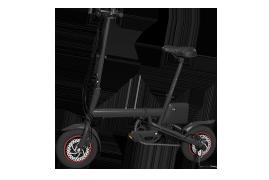 """Электровелосипед с 12"""" колесами"""