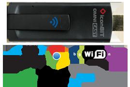 Toucan OMNICAST — беспроводной экран для любых ноутбуков, смартфонов и планшетов
